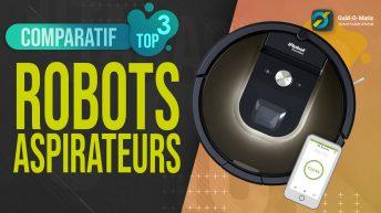 meilleur Robot Aspirateur