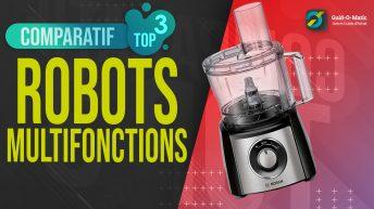 meilleur Robot Multifonction