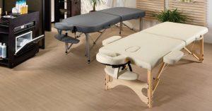 Comment choisir une table de massage