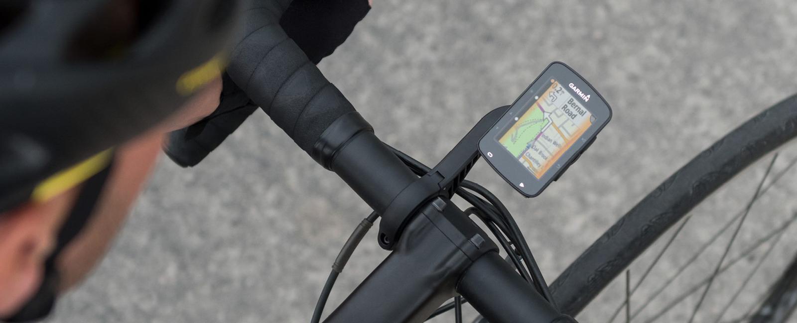 Comment utiliser son GPS vélo
