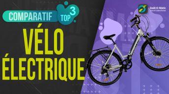 meilleur vélo electrique