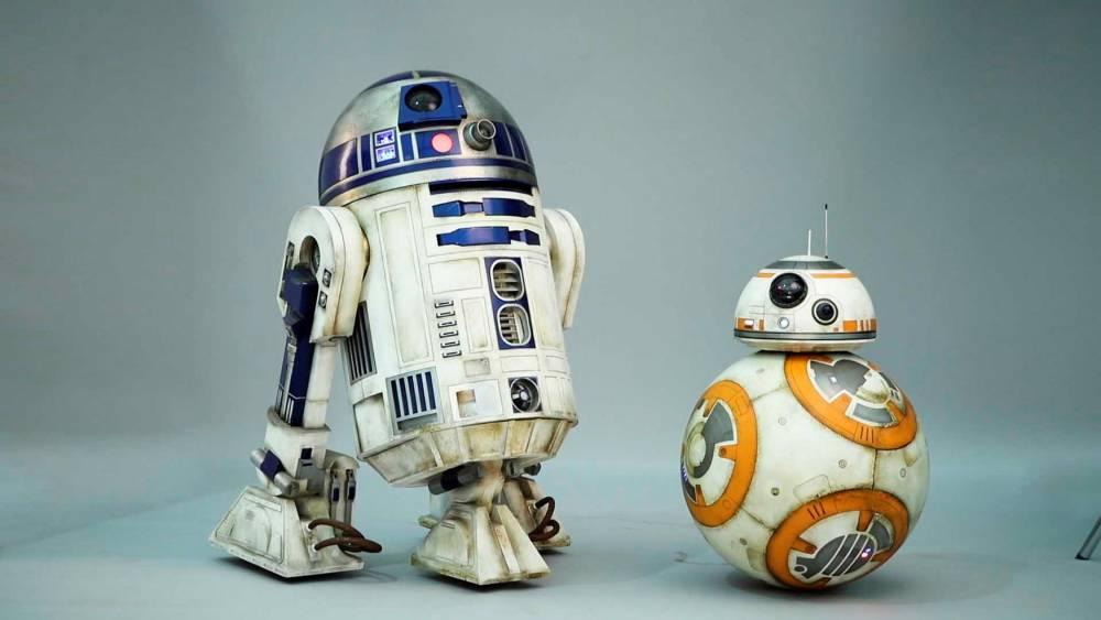 Comment utiliser un robot Star Wars