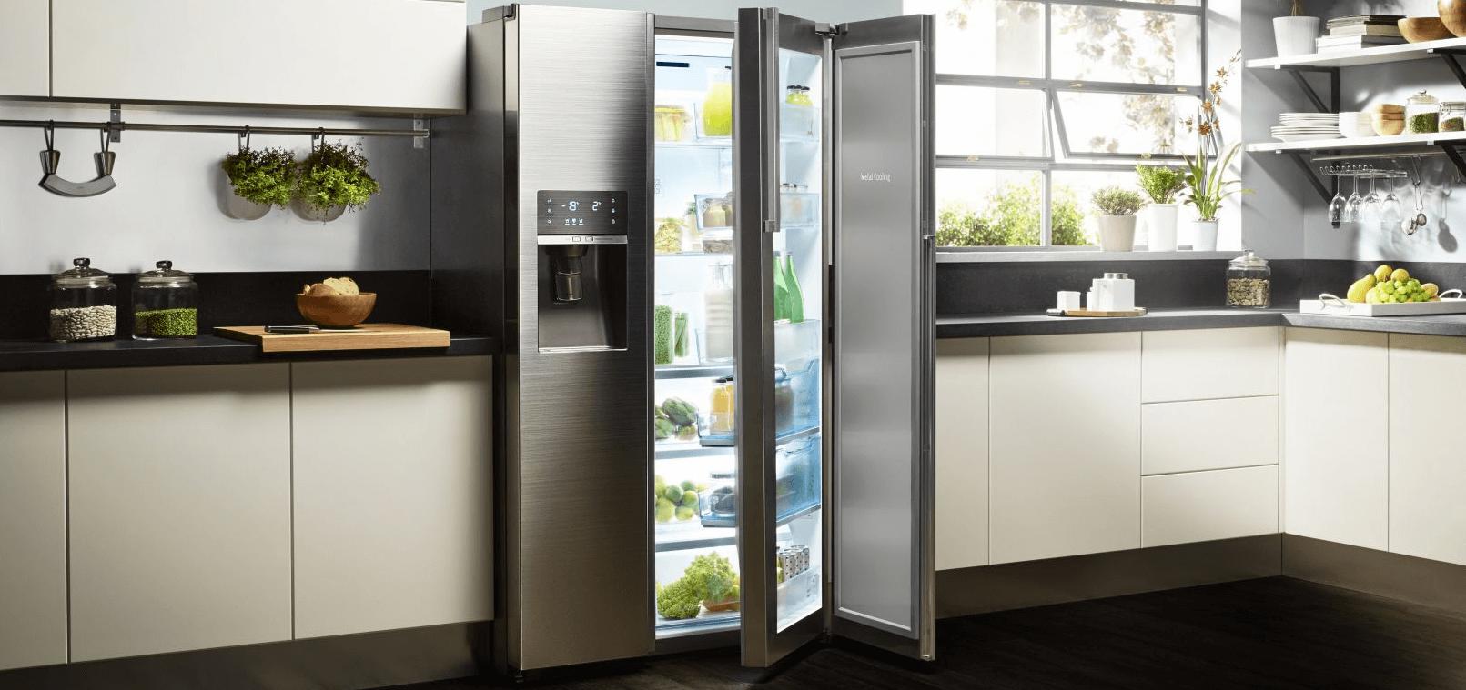 Comment utiliser un réfrigérateur américain