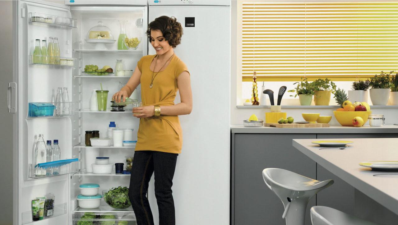 Comment utiliser un réfrigérateur congélateur
