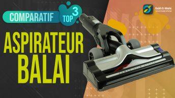 Meilleur Aspirateur Balai