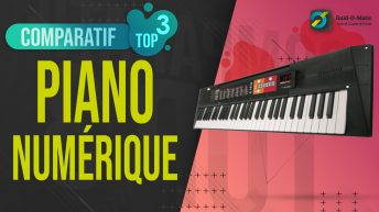 Meilleurs Pianos Numériques
