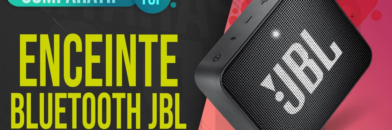meilleure Enceinte Bluetooth JBL