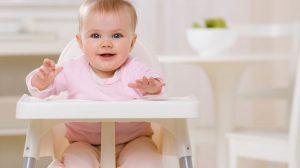 Comment choisir une chaise haute pour bébé