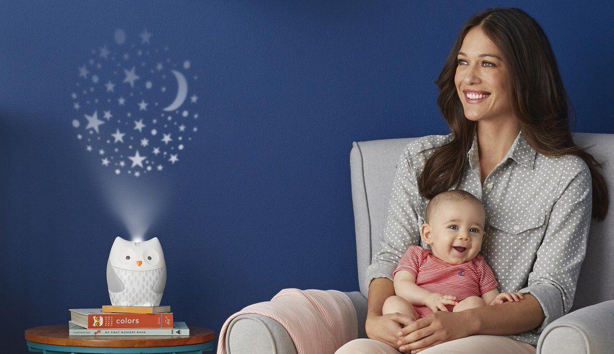 Comment utiliser une veilleuse pour bébé