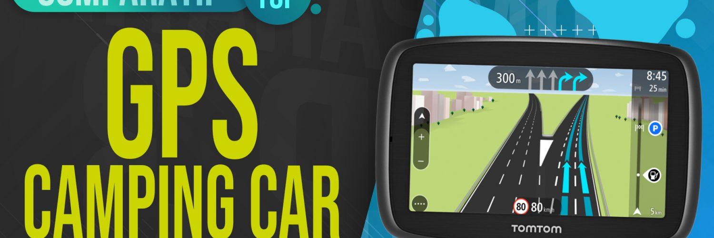 Meilleur GPS Camping car