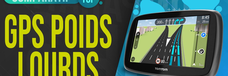 Meilleurs GPS poids lourd