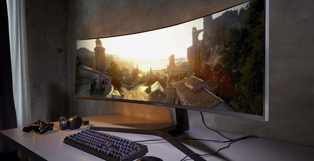 Comment utiliser un écran PC incurvé