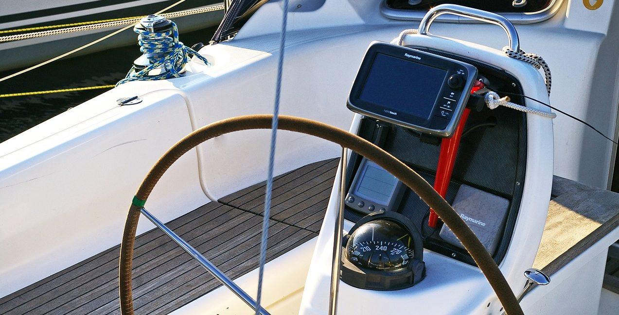 Comment utiliser un GPS marine