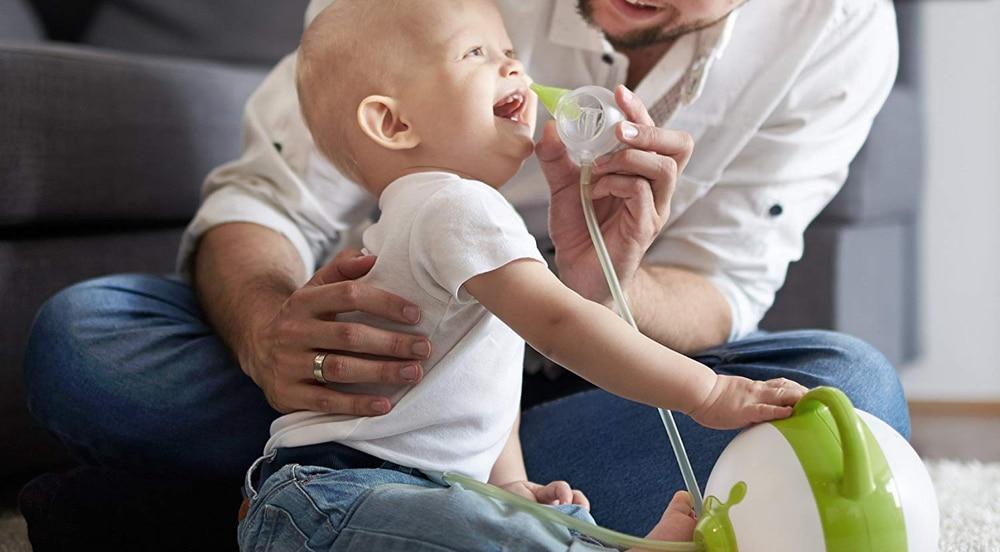 Comment utiliser un mouche bébé
