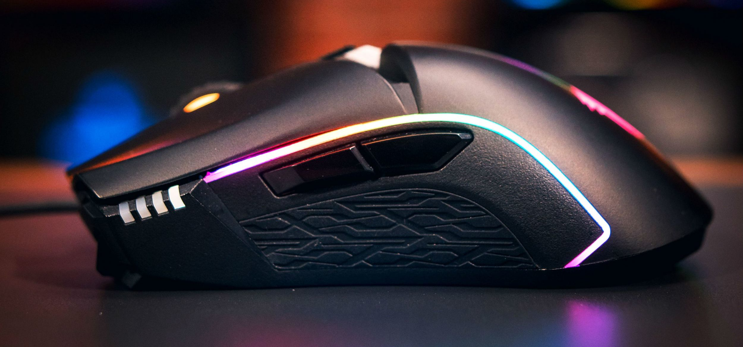 Comment utiliser une souris gamer
