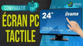 Écran PC Tactile