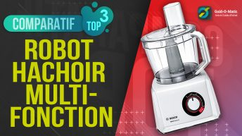 Robot Hachoir multifonction