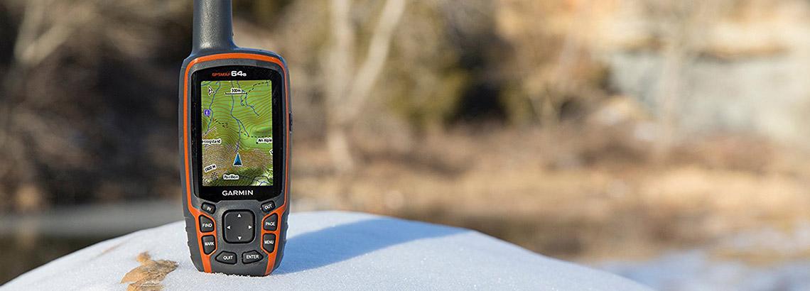 Comment utiliser un GPS portable