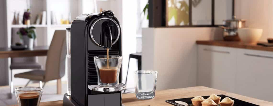 Comment utiliser une machine à café Nespresso