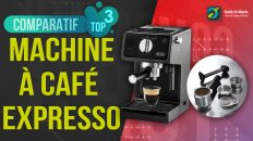 Machine à café expresso