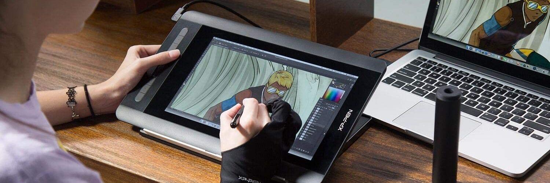 Comment utiliser une tablette graphique