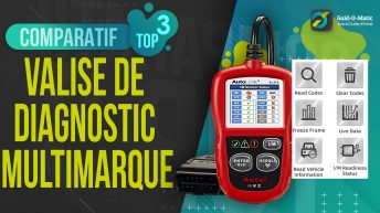 Valise de diagnostic multimarque