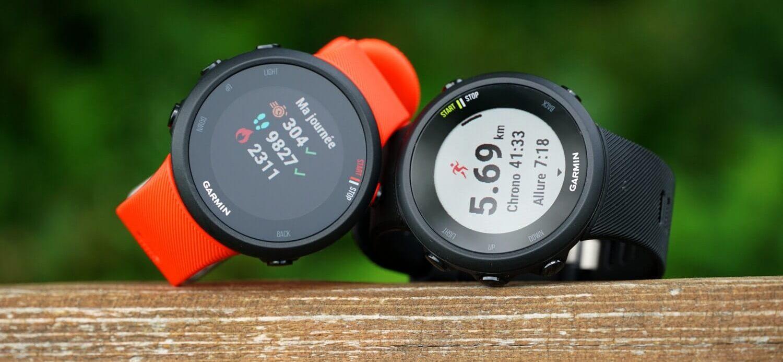Comment utiliser une montre GPS ?