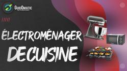 Électroménager-Cuisine-guidomatic