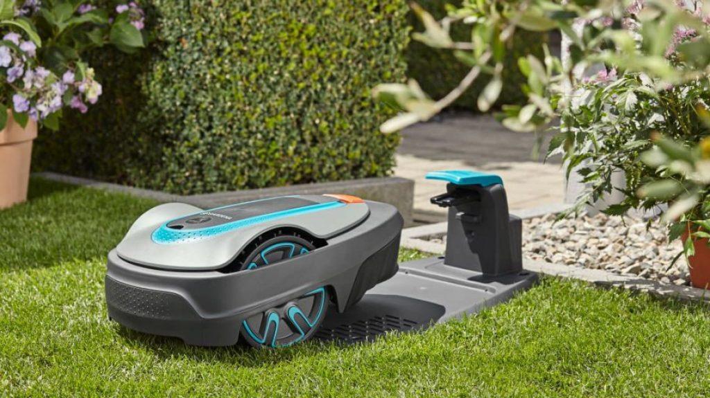 Comment utiliser une Tondeuse robot ?