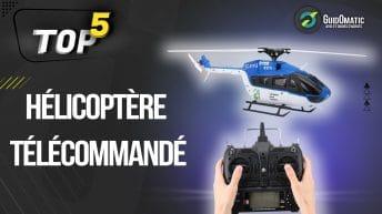 Hélicoptère- télécommandé-guidomatic